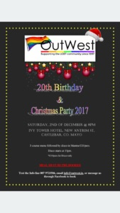 20th Birthday & Xmas Party